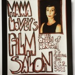 Mama Lovey's Film Salon, 21 October 2014